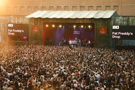 Festival Sónar 2018. Barcelona, España.