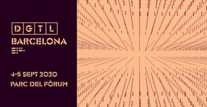 DGTL Barcelona – 3 y 4 de septiembre 2021